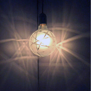 Crisscross Shadow Bulb