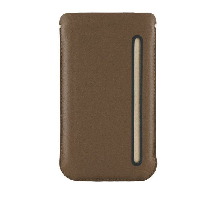 iPhone Pouch Brown