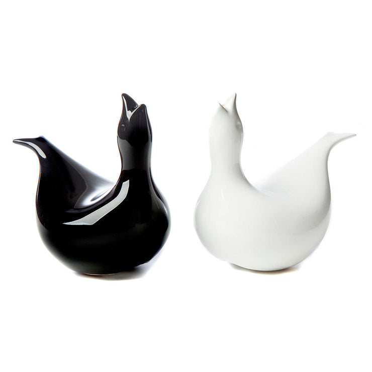 Eva Zeisel Bird Shaker Set