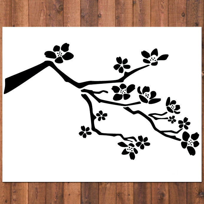 Cherry Blossom Branch 42x24