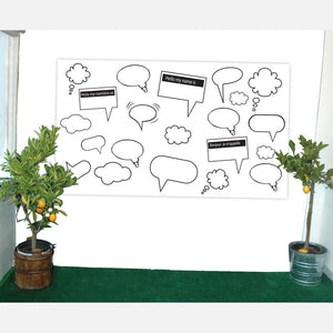 Bubble Wall Dry Erase
