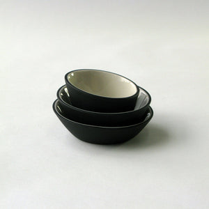 Black & White Mini Bowls