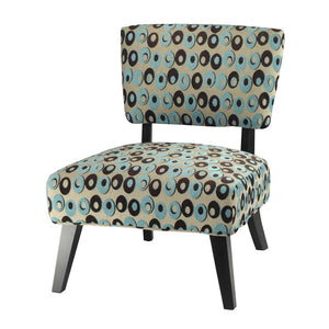 Christine Chair Turquoise