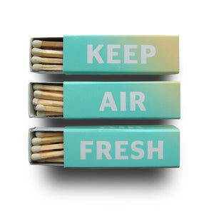 Keep Air Fresh Matches