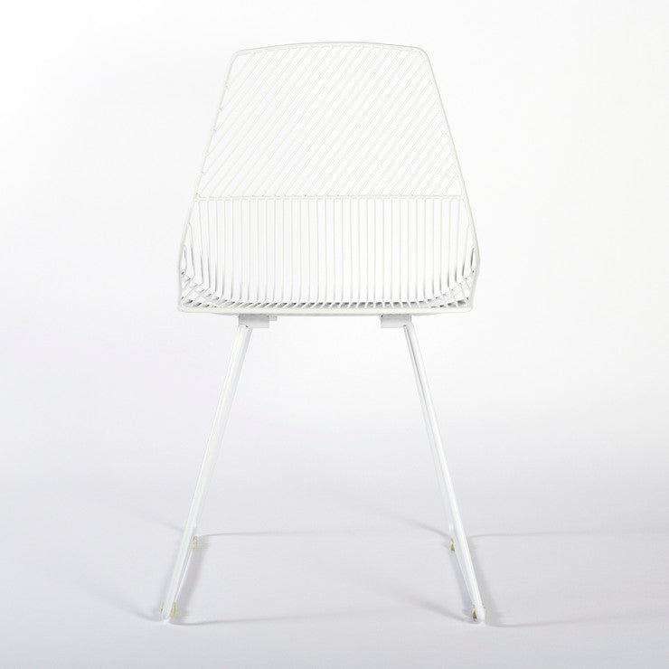 Ethel Side Chair White
