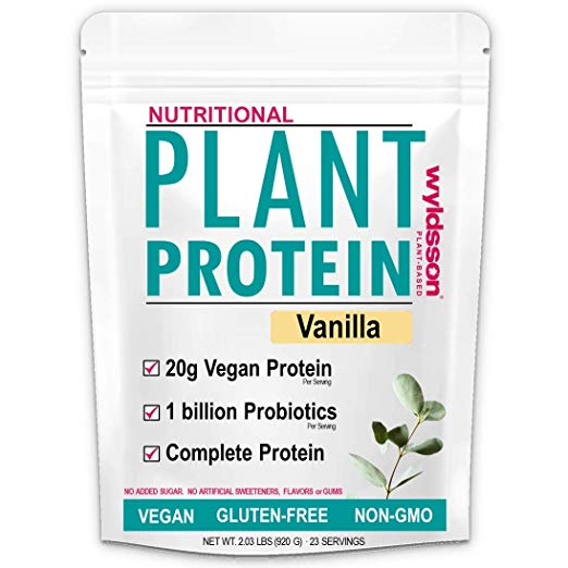 Vanilla Vegan Protein Powder