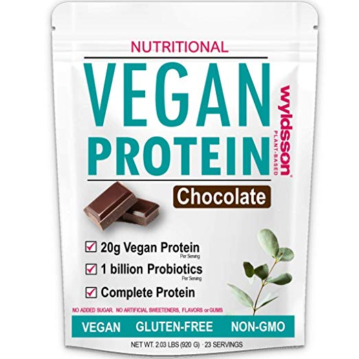 Chocolate Vegan Protein Powder