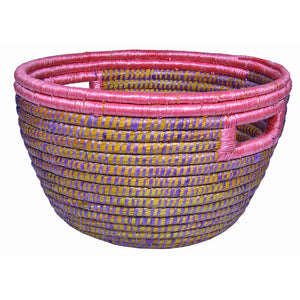 Grass Basket Purple