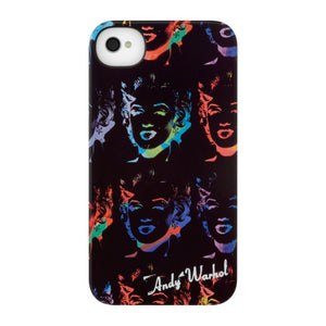 iPhone 4/4S Snap Case Marilyn
