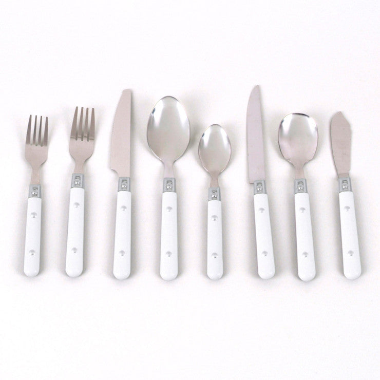 Casual Living White 58 Piece Set