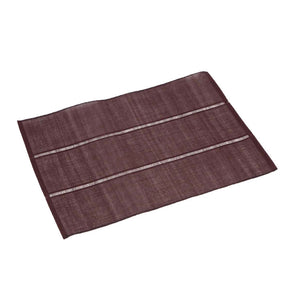 Placemat Brown 4 Pack