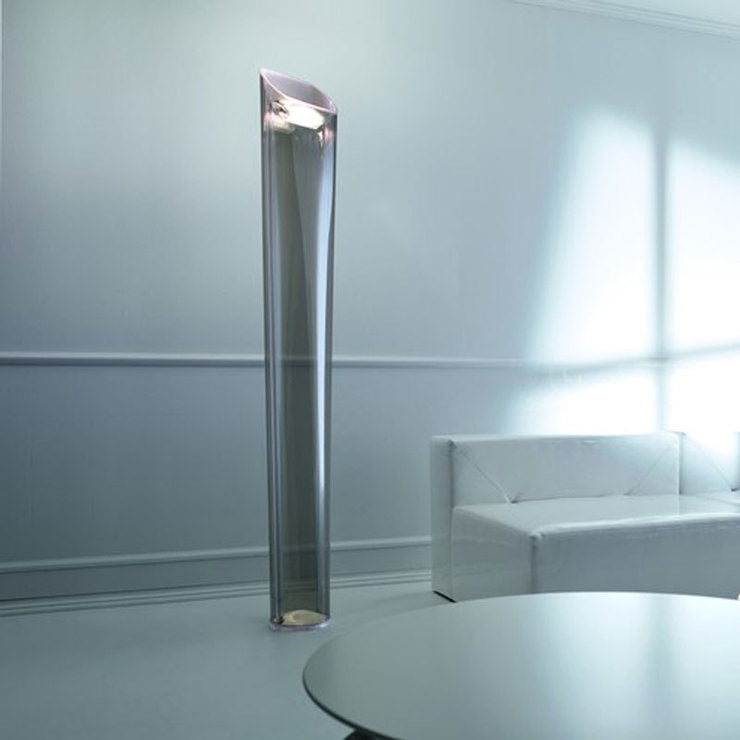 Empire Floor Lamp Clear