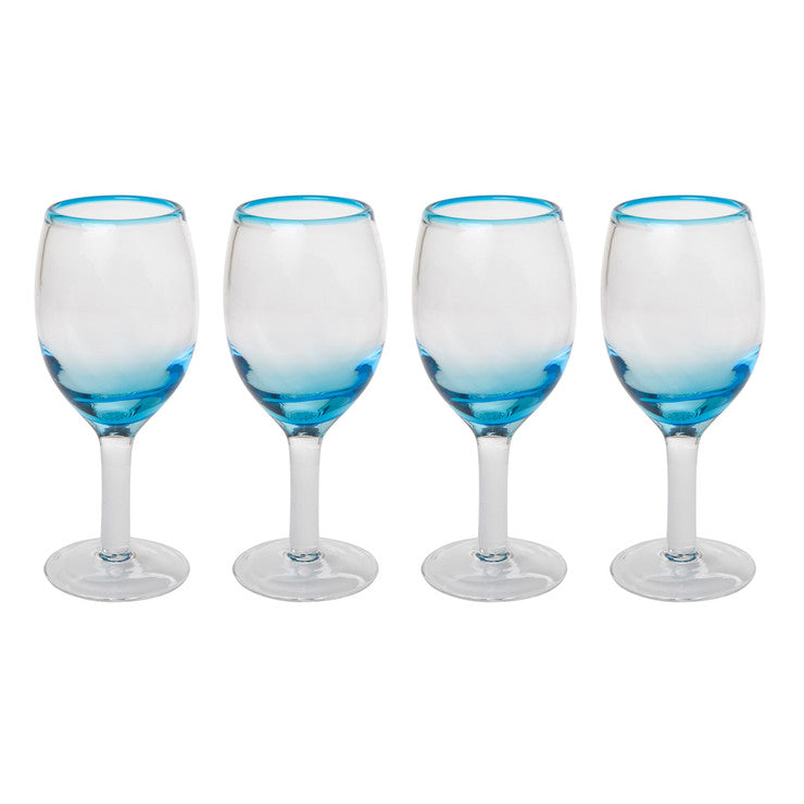 Acamar Set of 4 Wine Glasses