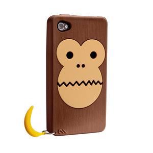 Bubbles Monkey iPhone 4/4S Case
