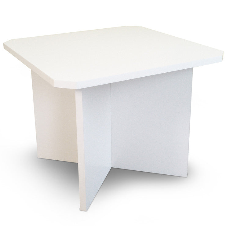 Charlotte Table White