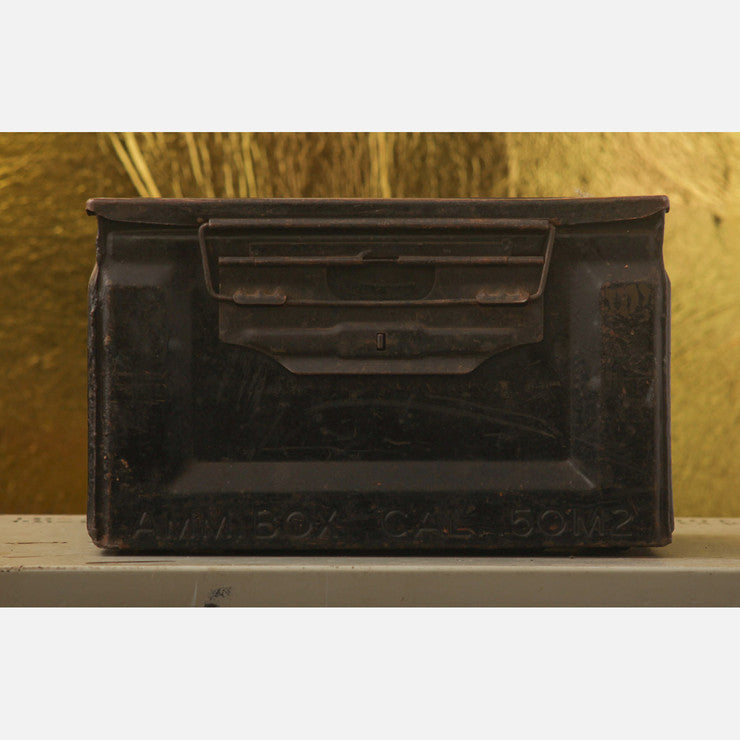 Black Ammo Case II
