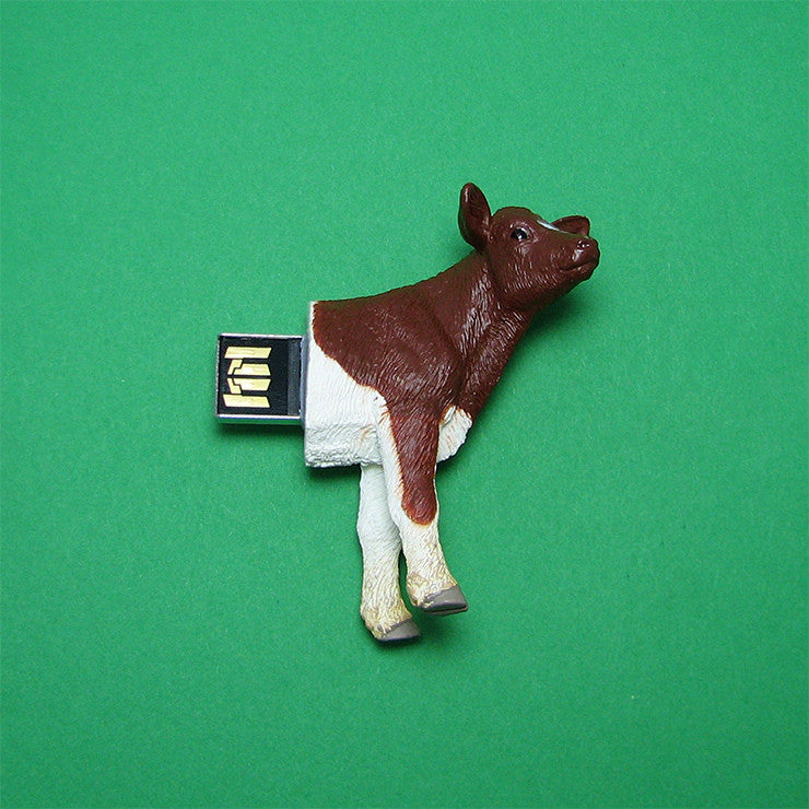 Cow 4GB USB Flash Drive