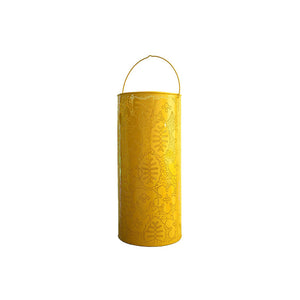 Canary Season Metal Lantern S