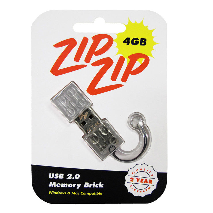 4GB Memory Brick Clear