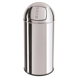 Stainless Steel Trashcan 8 Gal