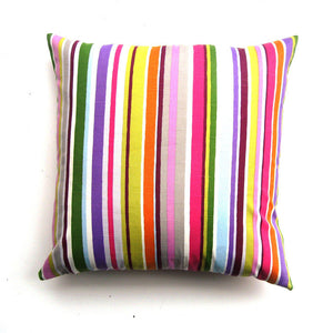 Candy Stripe Pillow