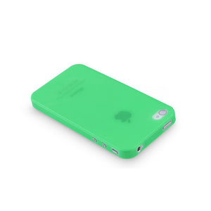 iPhone 4S Slice Case Green
