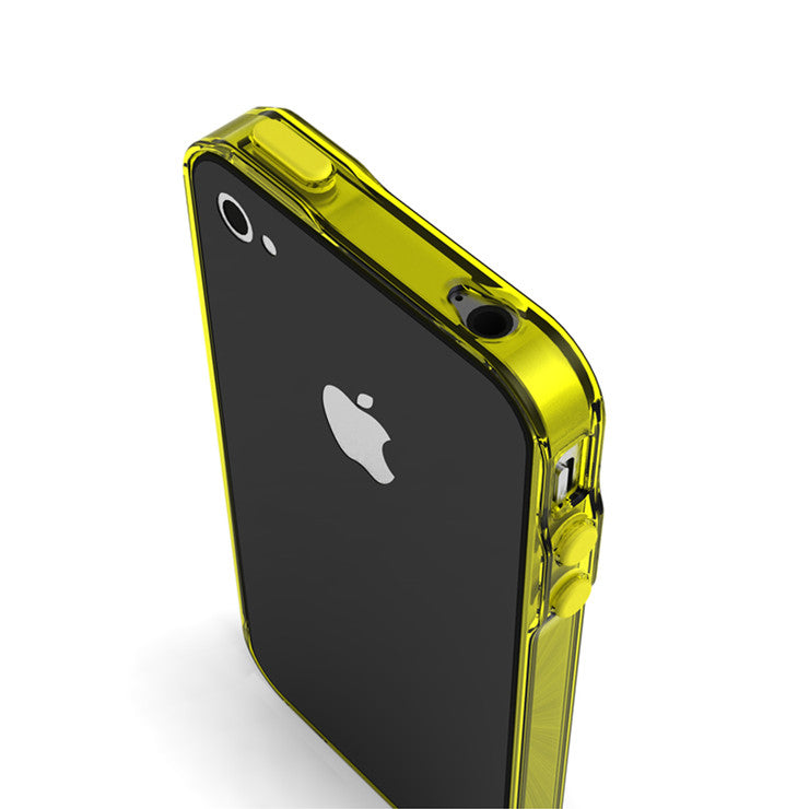 iPhone 4/4S Bladedge Case Yellow
