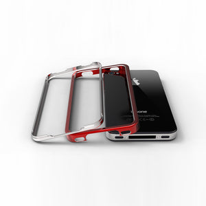iPhone 4/4S United Bumper Red