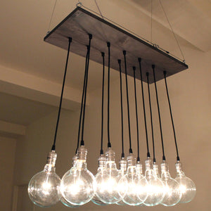 Chic Urban Chandelier