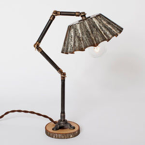 Jr Articulated Tin Table Lamp