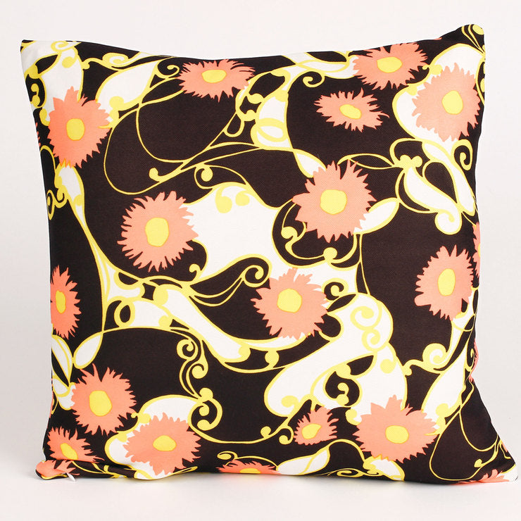 16 x 16 Vintage Fabric Pillow