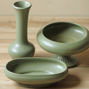 Green Pottery Collection 4