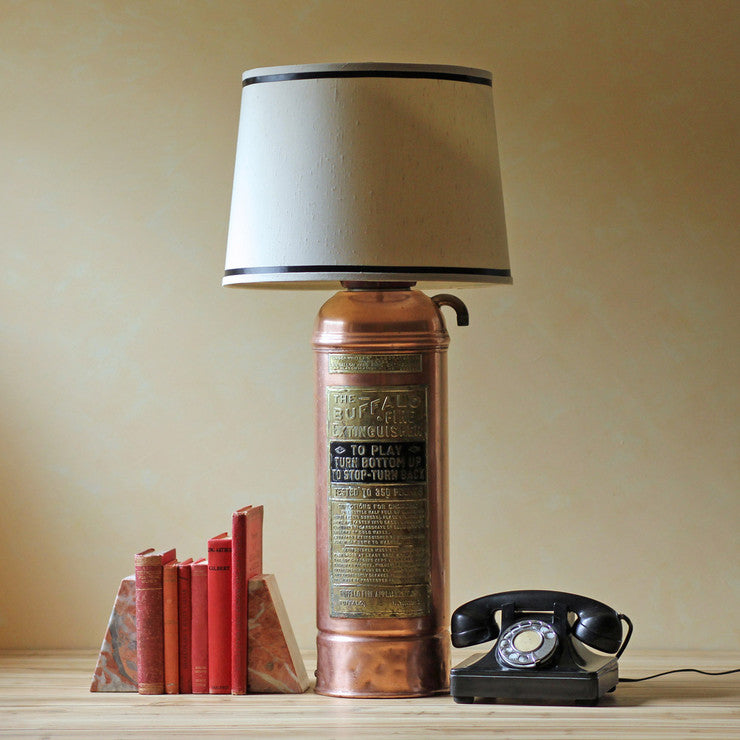 Fire Extinguisher Lamp 2