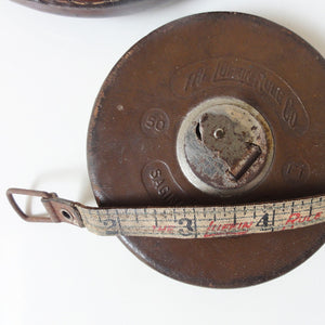 Imprinted Leather Tape Measure