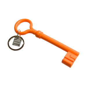 Key Keychain Orange