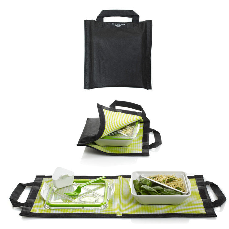 Box Appetit Bag Black