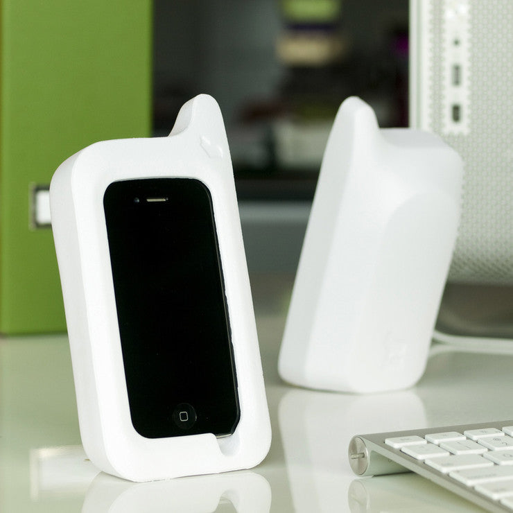 ARKHIPPO I iPhone Case White