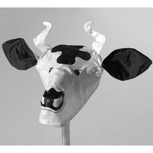 Cow Bicycle Seat Cover