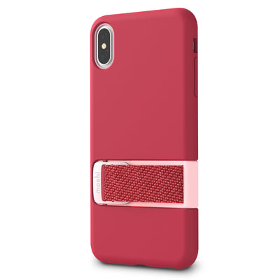 Capto for iPhone XR, XS Max, XS/X, in Pink and Black
