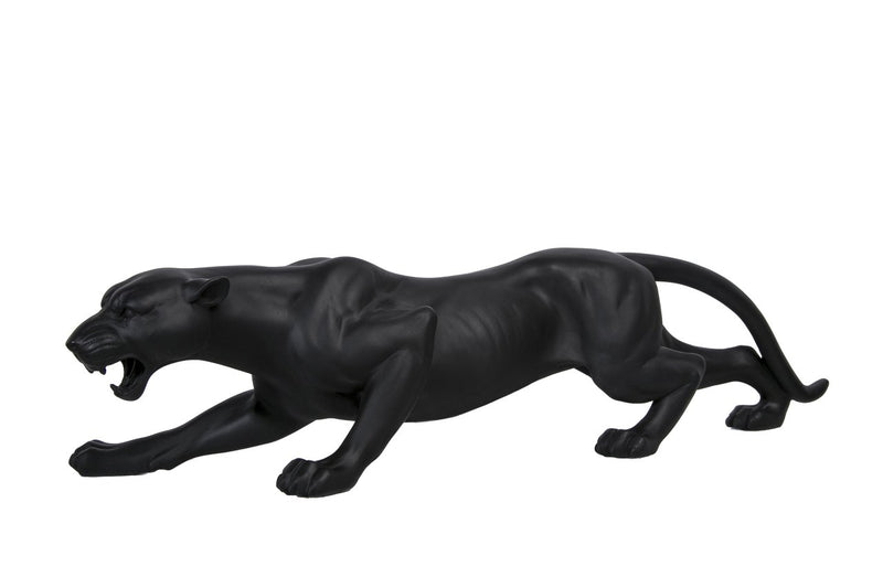 "Interior Illusions Plus Matte Black Classic Panther - 20"" long"