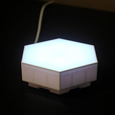 Touch Sensitive Modular Wall Lights, Honeycomb Lightings