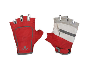 RunLites Sports Gloves Red/White