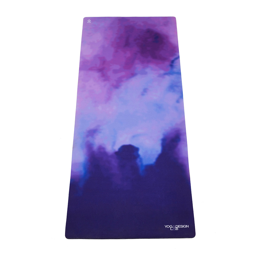 The Combo Yoga MAT | 2-in-1 Mat+Towel - Travel 1mm