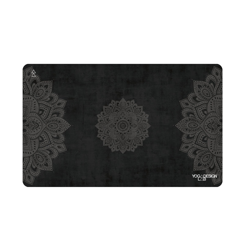 Hand Towel – Mandala Black