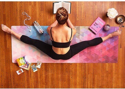 The Combo Yoga MAT | 2-in-1 Mat+Towel - Commuter 1.5mm