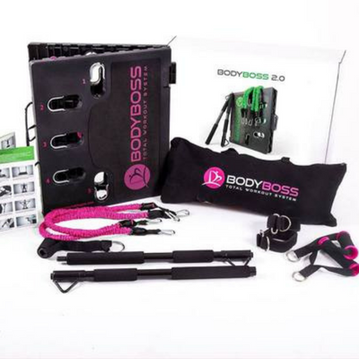 BodyBoss Portable Home Gym (two color options)