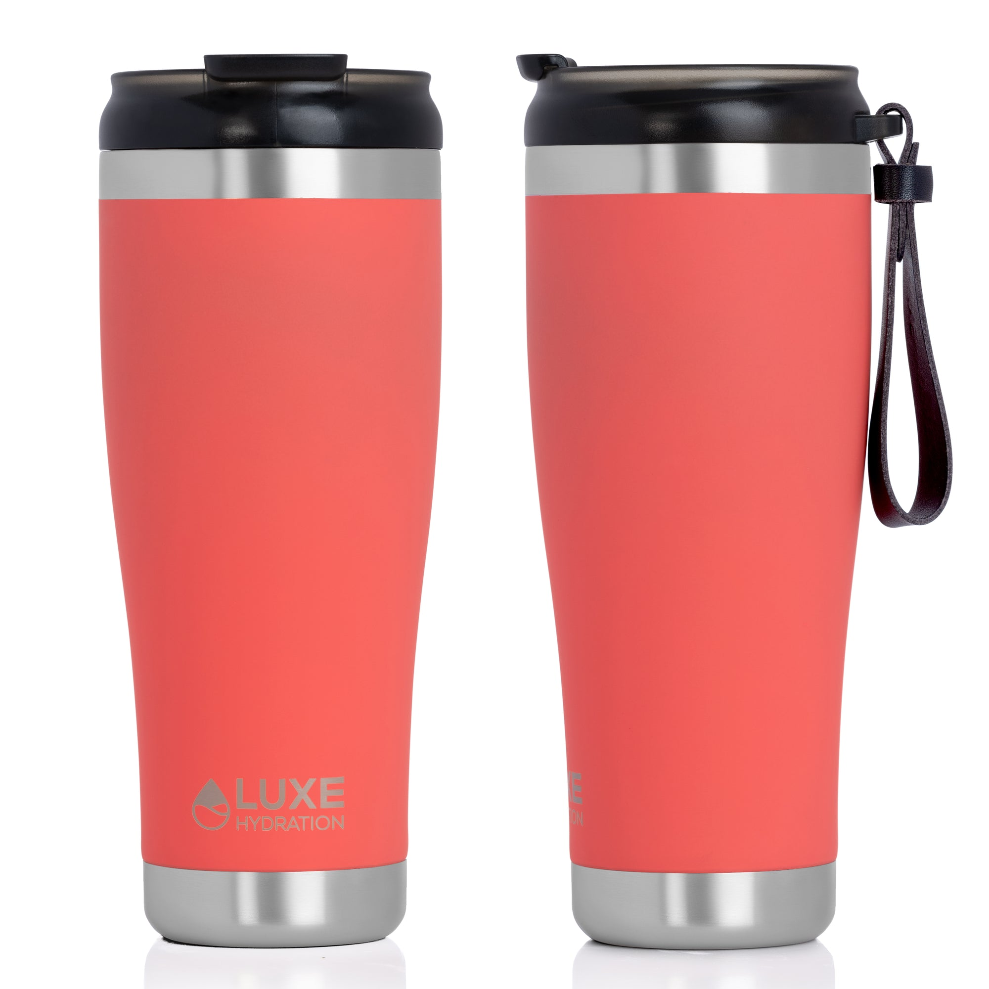 **NEW** 20oz Triple Insulated Stainless Steel Tumbler with Screw-On