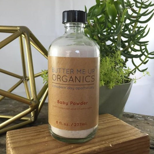 All Natural Talc-Free Baby Powder