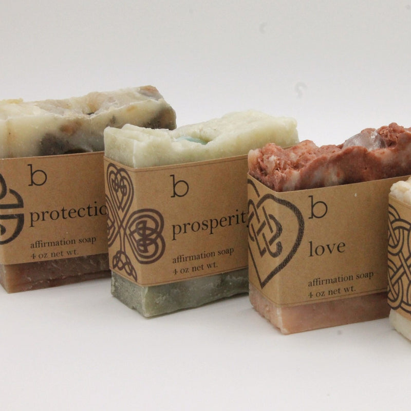 Protection Affirmation Soap