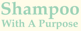 Shampoo with a Purpose collection at BLAEK Store
